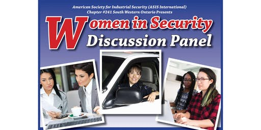 Women In Security - Discussion Panel