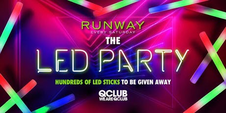 Runway Presents The LED Party! tickets
