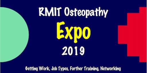 RMIT Osteopathy Expo 2019