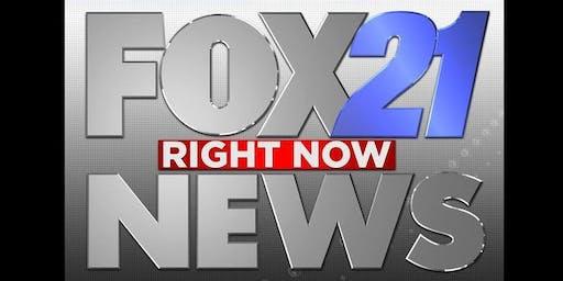 FOX21 News Studio Tour