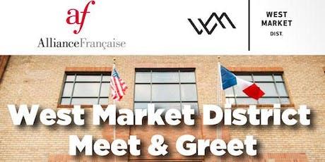 West Market District Meet & Greet tickets