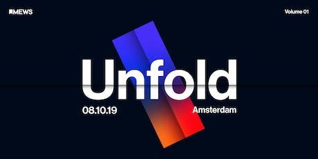 Mews UNFOLD 2019  tickets