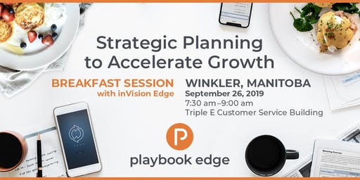 Strategic Planning to Accelerate Growth  - inVision Edge