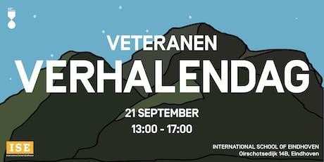 Veteranen Verhalendag 2019 tickets