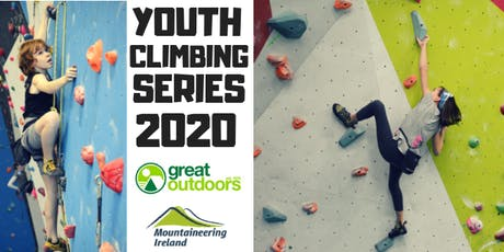 Youth Climbing Series 2020 - Round 2 tickets