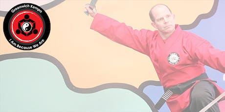 Martial Arts Blending with Professor Scott Packard tickets