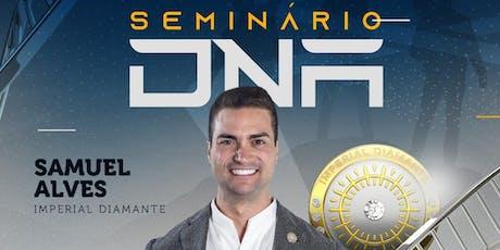 SEMINÁRIO DNA ARACAJU - SETEMBRO 2019 ingressos
