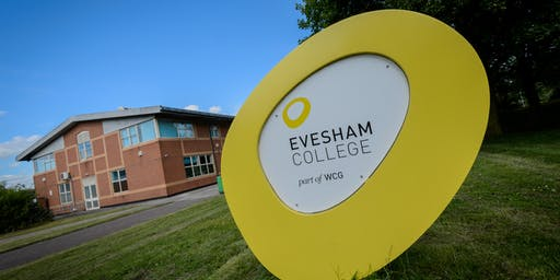 Open Event at Evesham College - November 2019