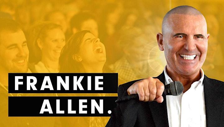 Frankie Allen - Coventry! - WWW.EASYTICKETING.CO.UK image