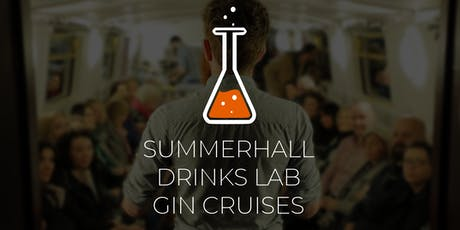 Drinks Lab Gin Cruises - 12th October - 1pm tickets