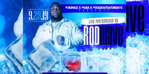 """Rod Wave """"Heart On Ice Tour"""" @   #SoldOutSaturdays"""