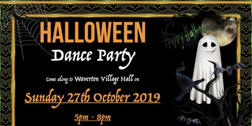 Halloween JTM Dance Party