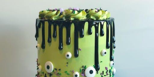 Drip Cake 101 - Halloween Style!