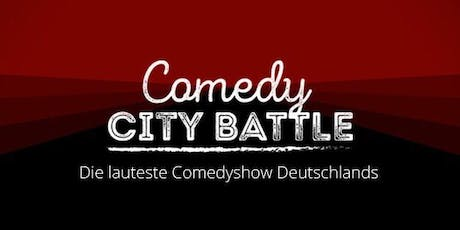 Comedy City Battle München - Köln Tickets