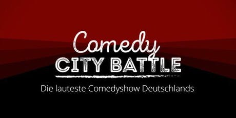 Comedy City Battle München - Köln tickets
