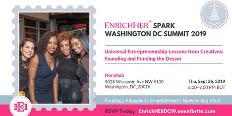 EnrichHER Spark DC Summit 2019 tickets