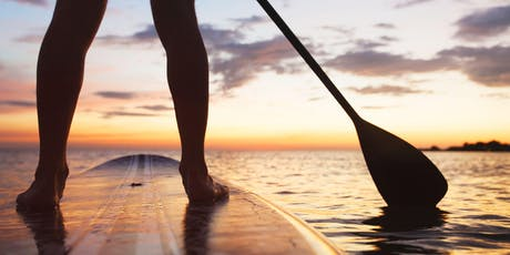 Join Team FINDRA for a SUP session tickets
