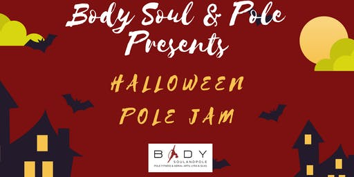 Pole/Aerial Halloween Jam at Body Soul and Pole!