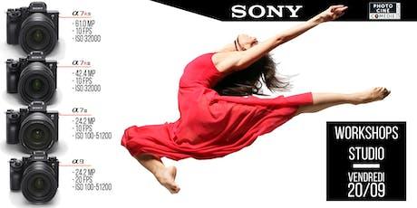 Workshops Studio Sony billets