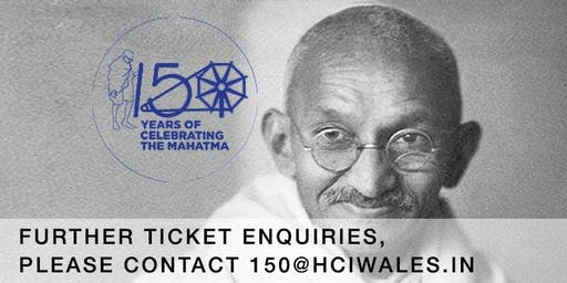 150 Years of Mahatma Gandhi