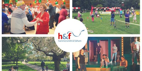 Hammersmith & Fulham Hive - Celebration Event tickets
