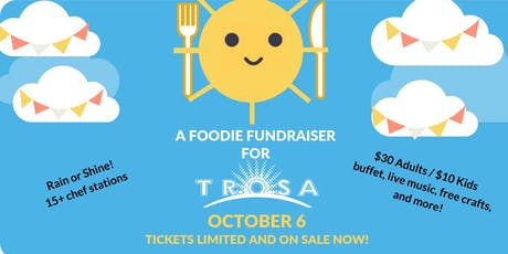 A Foodie Fundraiser for TROSA tickets