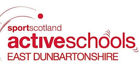 Active Schools Volunteer Training - Primary Tennis Training tickets