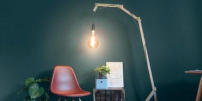 DIY-Workshop: Stehlampe