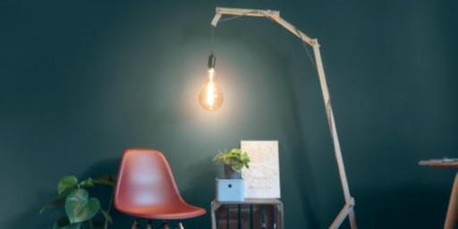 DIY-Workshop: Stehlampe