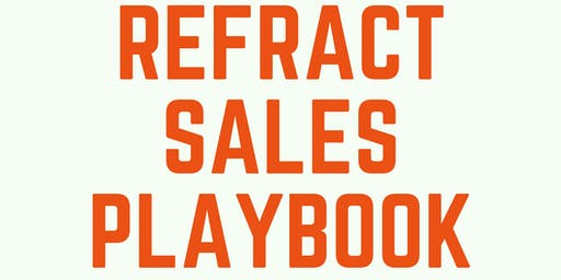 Refract's Sales Playbook Shared