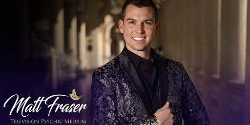 Psychic Medium Matt Fraser LIVE in Worcester, MA