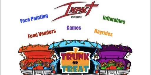 Impact Church Spooktacular Trunk or Treat