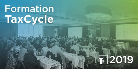 Formation TaxCycle 2019 - Laval tickets