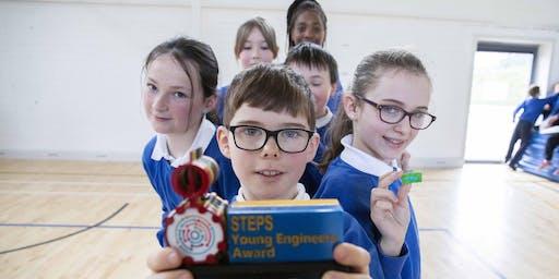 STEPS Young Engineers Award Volunteer Workshop 2019 - Midlands