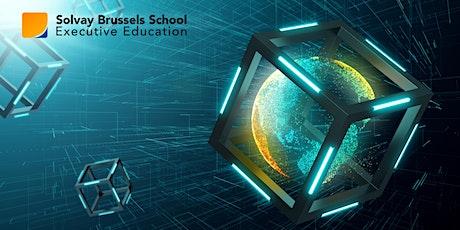 Blockchain Innovation Event @Solvay Brussels School - Executive Education tickets