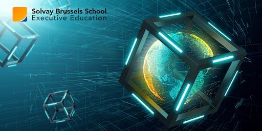Blockchain Innovation Event @Solvay Brussels School - Executive Education