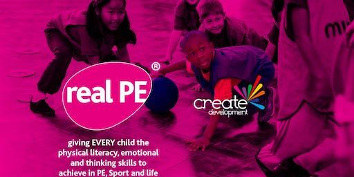 real PE showcase - Swadlincote