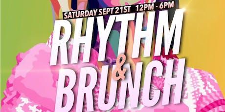 Rhythm & Brunch tickets
