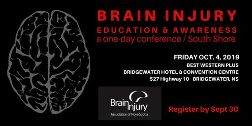 BRAIN INJURY EDUCATION + AWARENESS ONE-DAY CONFERENCE