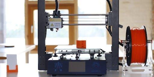 Workshop 3D-Druck: Grenzen und Möglichkeiten im Handwerk