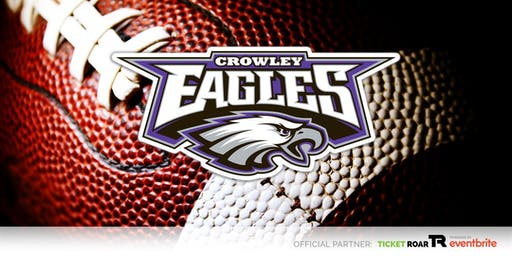 Crowley vs Brewer JV Football