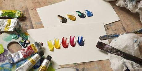 Colour Mixing tickets