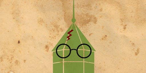 Wizardry in the Garden - Hogwarts & All