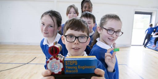 STEPS Young Engineers Award Volunteer Workshop 2019 - Cork