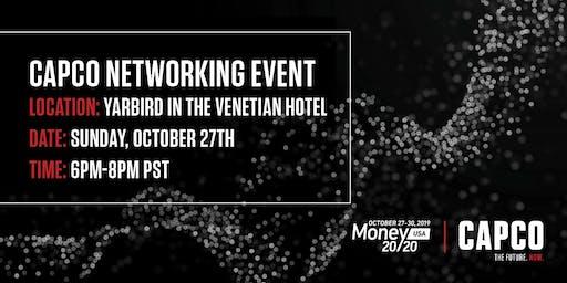 Capco Networking Event-Money 20/20