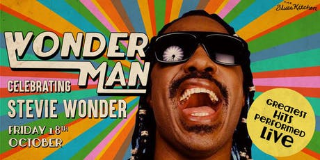 Wonderman: Celebrating Stevie Wonder tickets