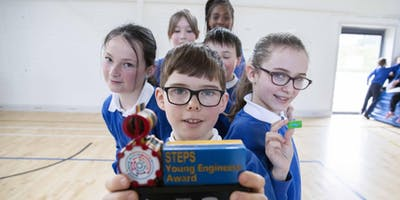 STEPS Young Engineers Award - Volunteer Workshop Dublin (Saturday)