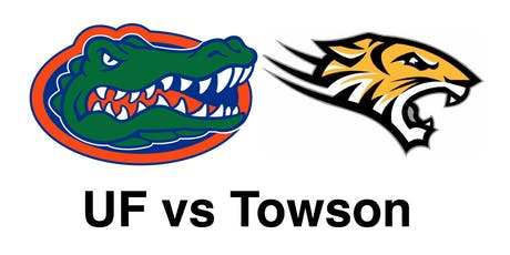 UF  vs Towson Watch Party tickets