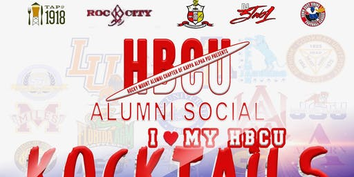 Kocktails and Konversations:HBCU Alumni Social