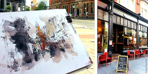 City Sketching: Line & Movement Drawing workshop